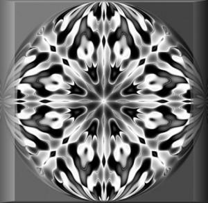 Gray Globe