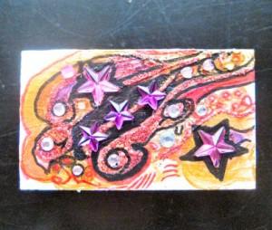 $5, mdf magnet StarFire