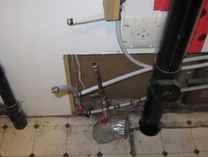 more new plumbing