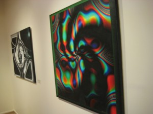 Acid 60 in a show at Summerland Gallery
