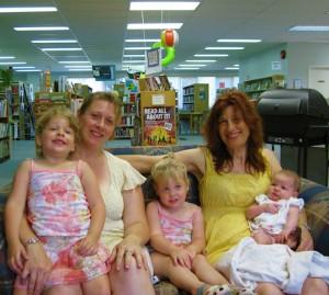Rhane, Dominique, Teagan, Cherie, Alexandra