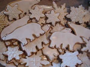 tari's amazing christmas cookies