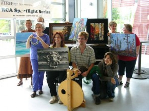 Rotary Centre Artists