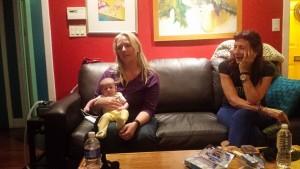 Natalyia Hanson 7 weeks old