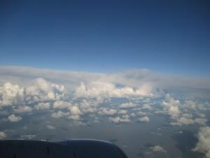 netherlands sky